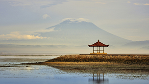 インドネシア - サヌール ホテル
