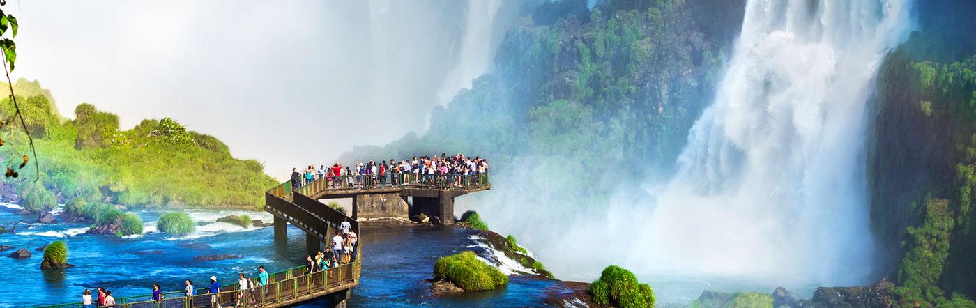Brazylia - Liczba hoteli Foz do Iguacu