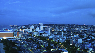 Индонезия - отелей Баликпапан