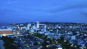 Indonezja - Liczba hoteli Balikpapan