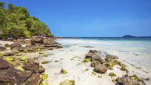 Vietnam - Hotéis Phu Quoc Island