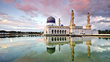 Malaysia - Hotell Kota Kinabalu