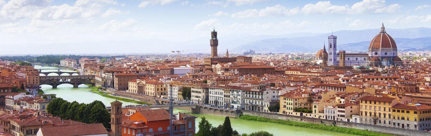 Italia - Hoteles Florencia