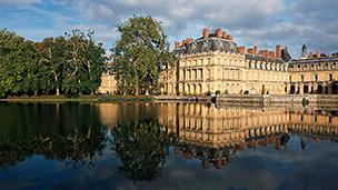 Франция - отелей Фонтенбло