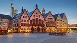 Niemcy - Liczba hoteli Frankfurt nad Menem