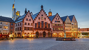 ألمانيا - فنادق فرانكفورت