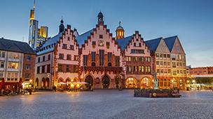 Tyskland - Hotell Frankfurt