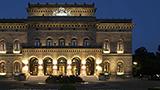 Niemcy - Liczba hoteli Brunszwik