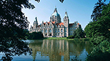 Almanya - Hildesheim Oteller