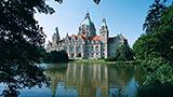 Niemcy - Liczba hoteli Hildesheim