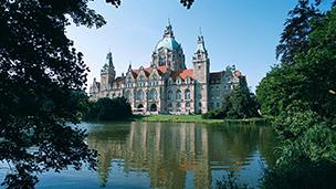 เยอรมนี - โรงแรม ฮิลเดสไฮม์