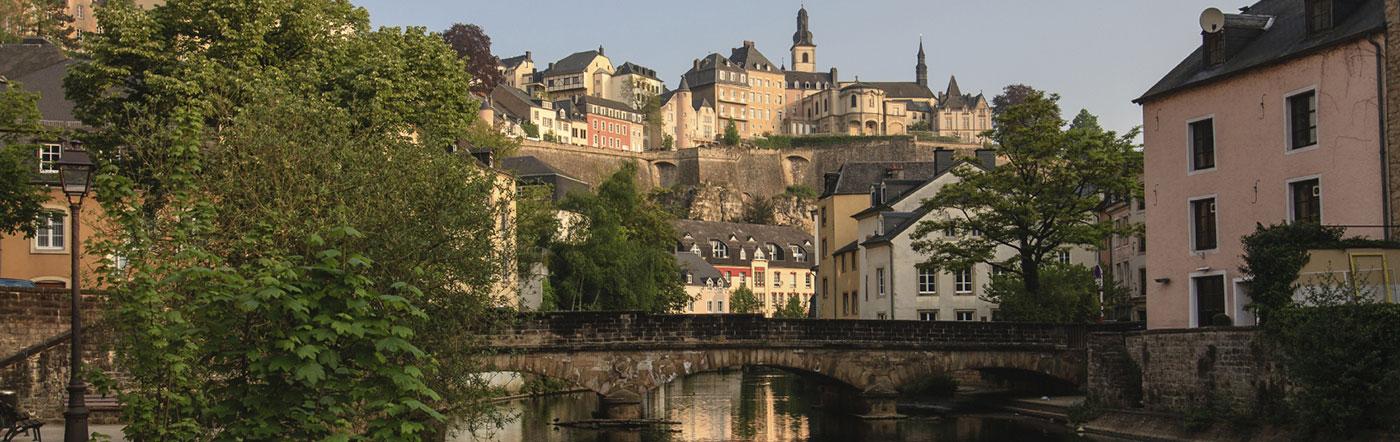 Lüksemburg - Livange Oteller