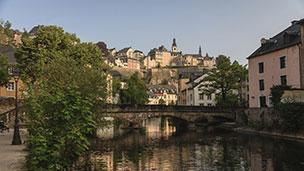 ルクセンブルク - リバンジェ ホテル