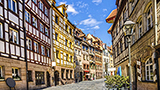 Niemcy - Liczba hoteli Norymberga