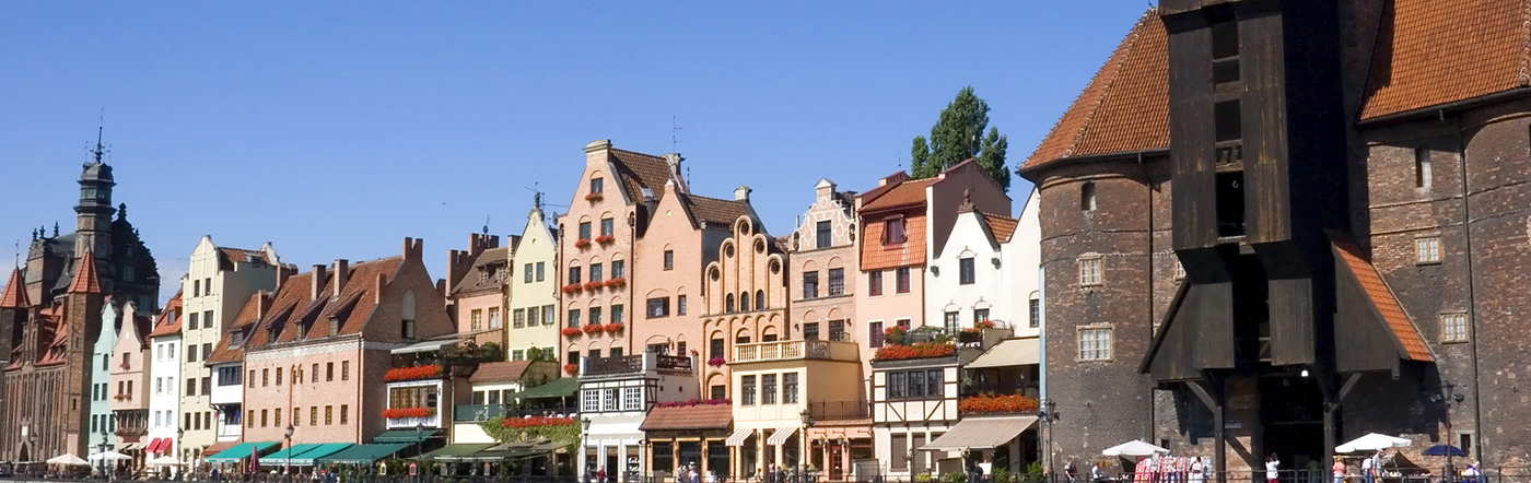 Polonia - Hotel Danzica