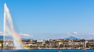 สวิตเซอร์แลนด์ - โรงแรม เจนีวา