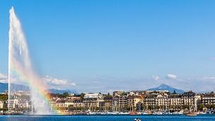 Швейцария - отелей Женева