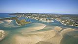 Australien - Hotell Twin Waters