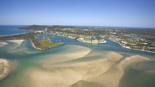 Austrália - Hotéis Twin Waters