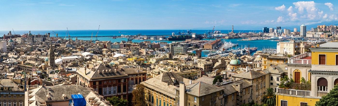 Italie - Hôtels Gènes