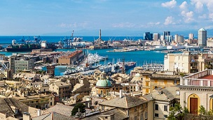 Italië - Hotels Genua