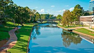 Australien - Hotell Parramatta