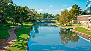 Australia - Hotéis Parramatta