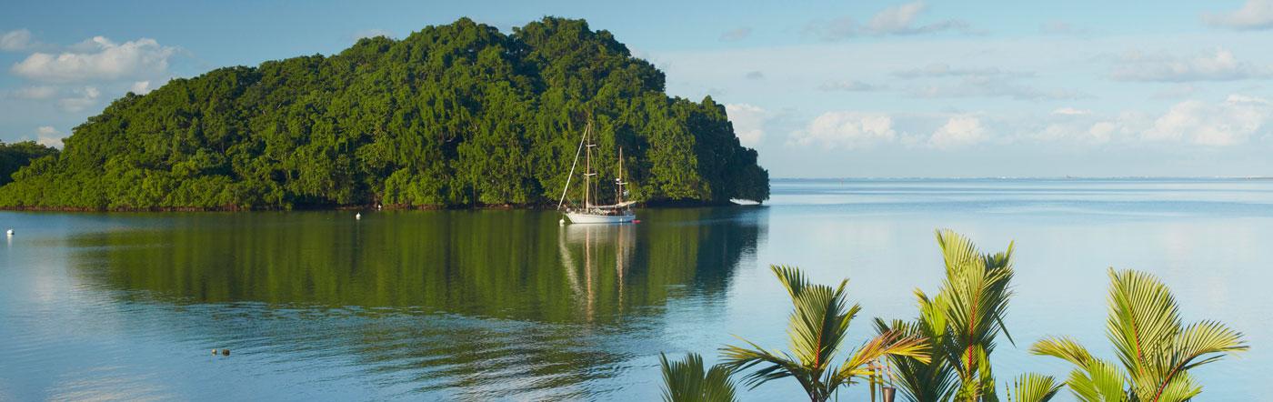 Острова Фиджи - отелей Сува