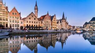 Bélgica - Hotéis Ghent