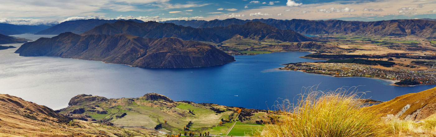 Nya Zeeland - Hotell Wanaka