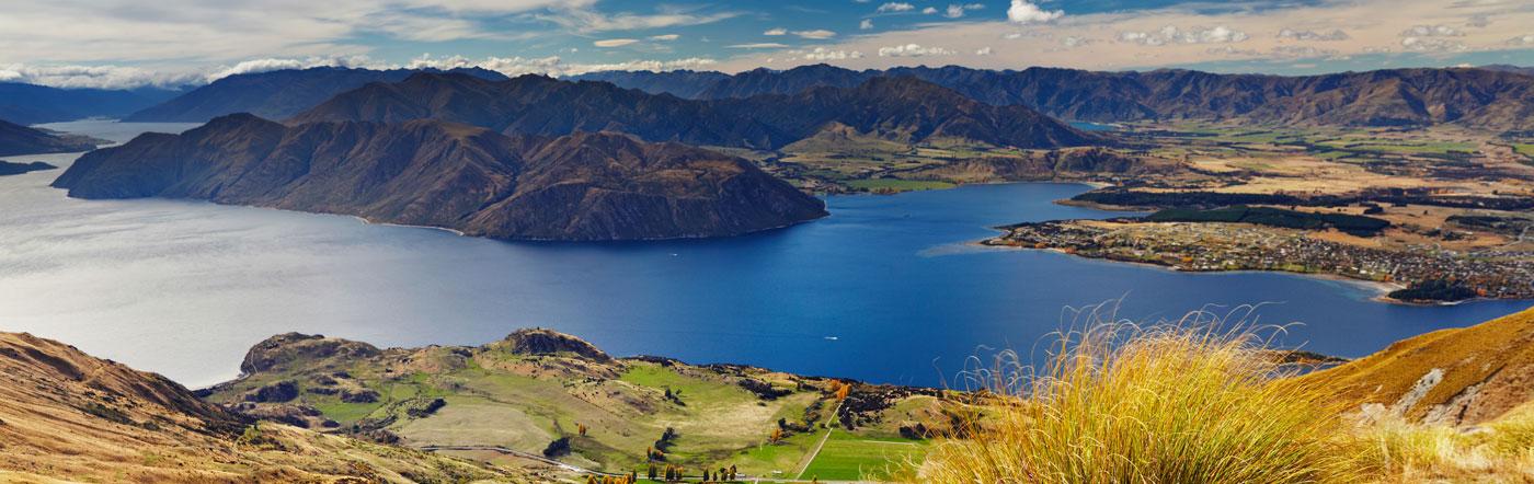 Yeni Zelanda - Wanaka Oteller