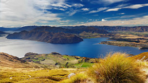 Nowa Zelandia - Liczba hoteli Wanaka