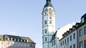 Tyskland - Hotell Gera