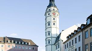 Niemcy - Liczba hoteli Gera