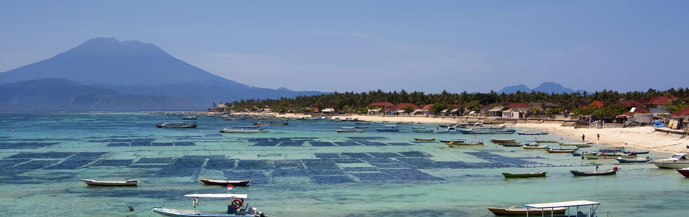 Indonésia - Hotéis Nusa Dua