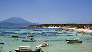 Indonesia - Hoteles Nusa Dua
