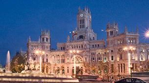 Hiszpania - Liczba hoteli Getafe
