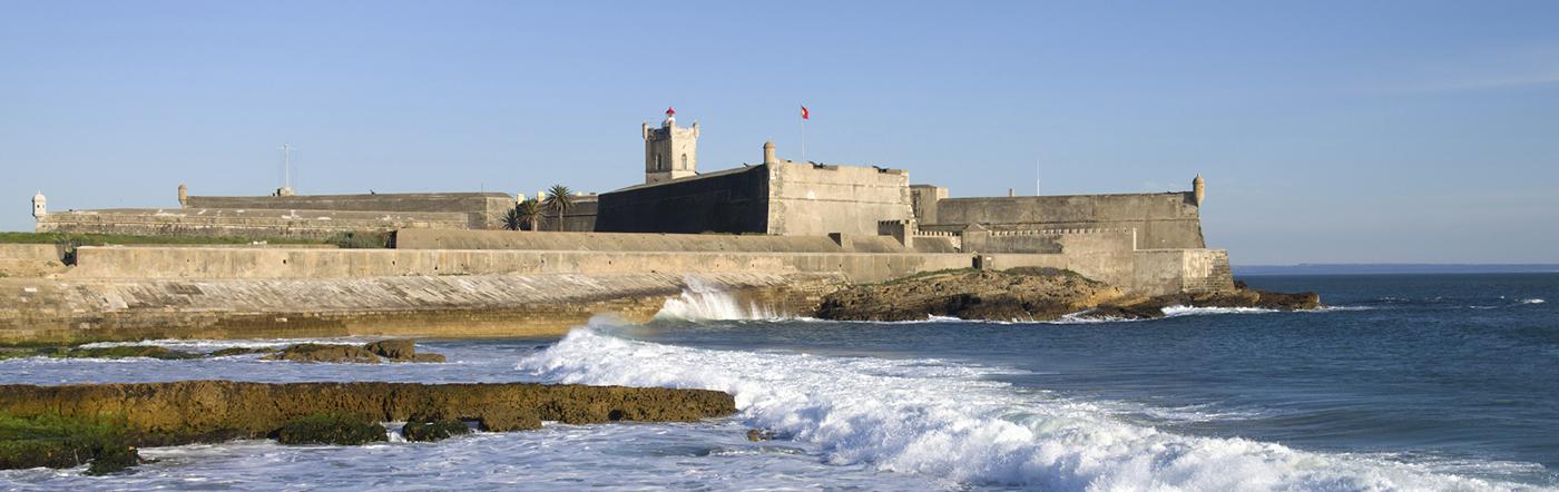 Portugalia - Liczba hoteli Oeiras