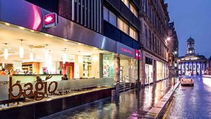 Storbritannien - Hotell Glasgow