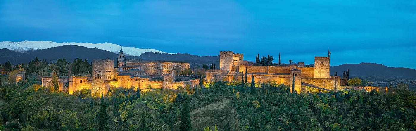 스페인 - 호텔 그라나다