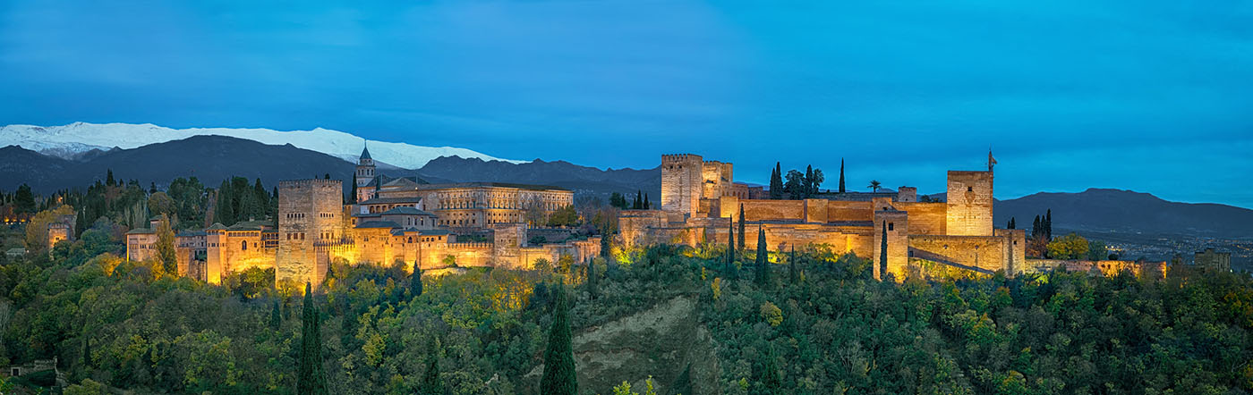 إسبانيا - فنادق غرناطة