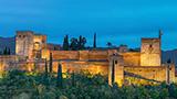 Spanien - Hotell Granada