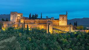 Spagna - Hotel Granada