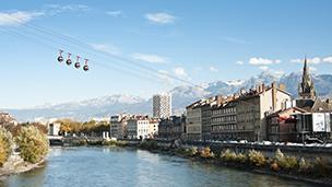 Francia - Hoteles Grenoble
