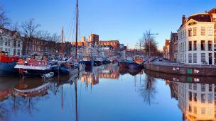 Нидерланды - отелей Гронинген