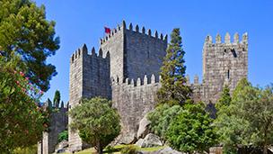 Portugalia - Liczba hoteli Guimarães