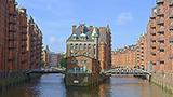 Tyskland - Hotell Hamburg