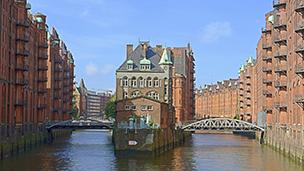 Almanya - Hamburg Oteller