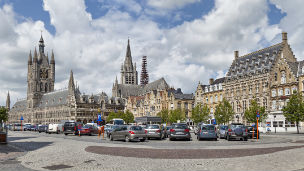 Bélgica - Hoteles Ypres