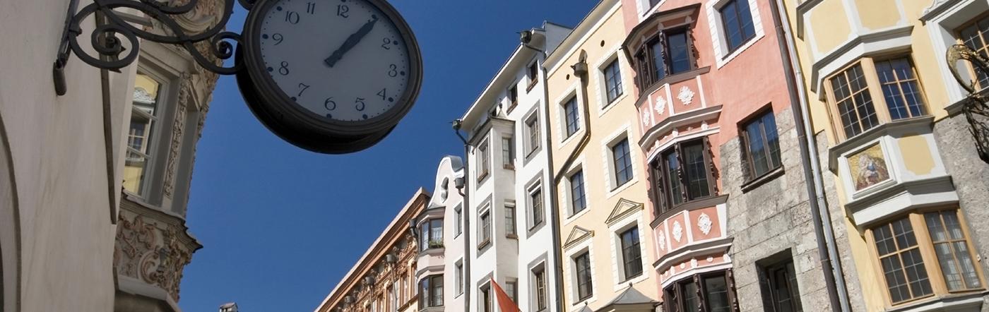 Österrike - Hotell Innsbruck